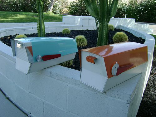 29. TAILOR RETRO MAILBOXES INSPIRED BY GOOD DESIGN