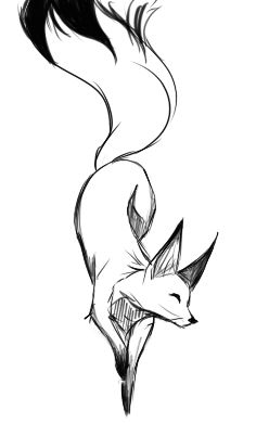 THE MAJESTIC PLAYFULNESS OF A FOX