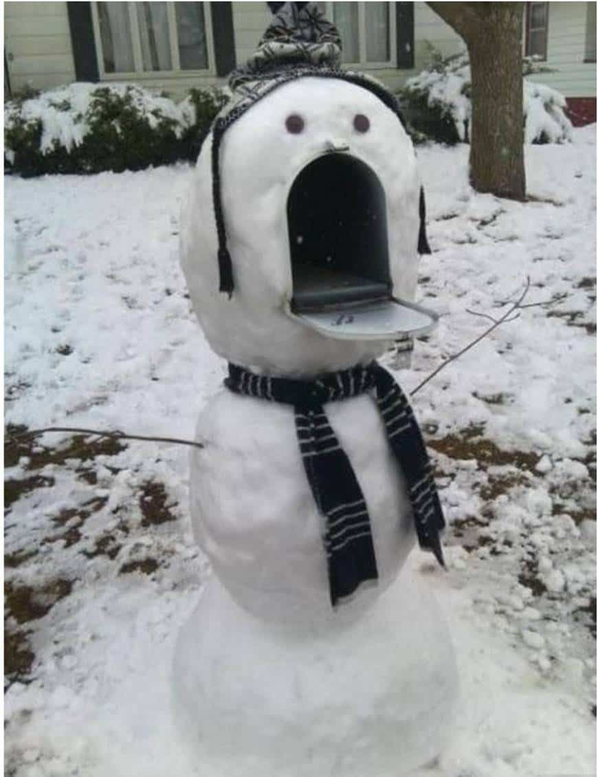 26. HAVE FUN WITH YOUR MAILBOX