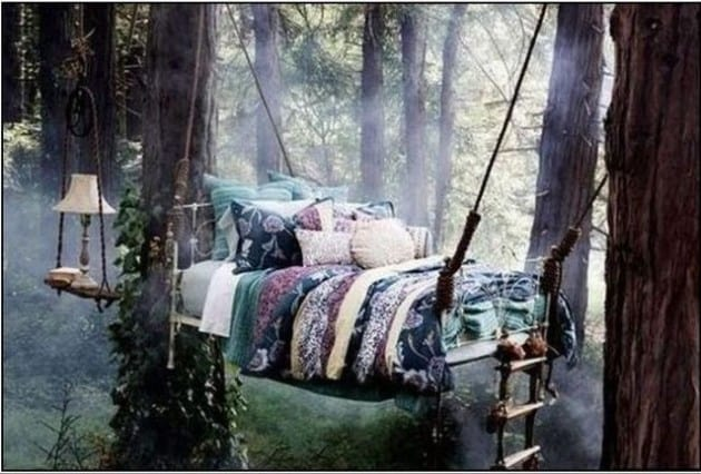 33 Simply Spectacular Tree Bed Designs to Pursue 1