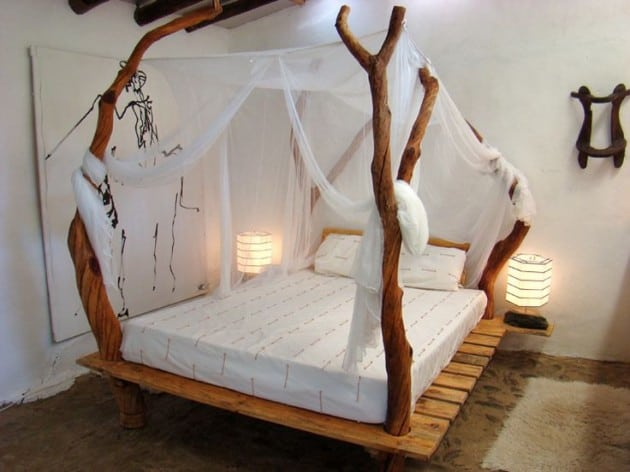 33 Simply Spectacular Tree Bed Designs to Pursue 17