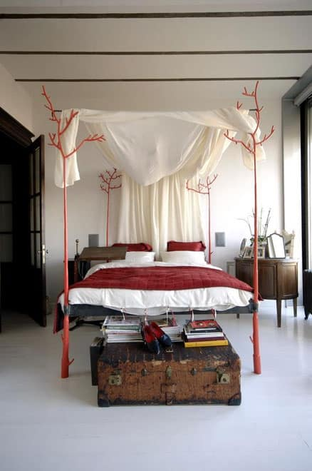 33 Simply Spectacular Tree Bed Designs to Pursue 19