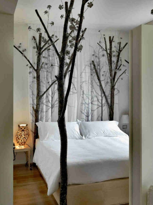 33 Simply Spectacular Tree Bed Designs to Pursue 20