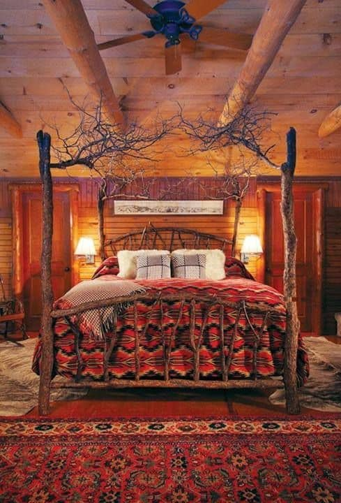 33 Simply Spectacular Tree Bed Designs to Pursue 23