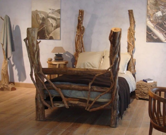 33 Simply Spectacular Tree Bed Designs to Pursue 4