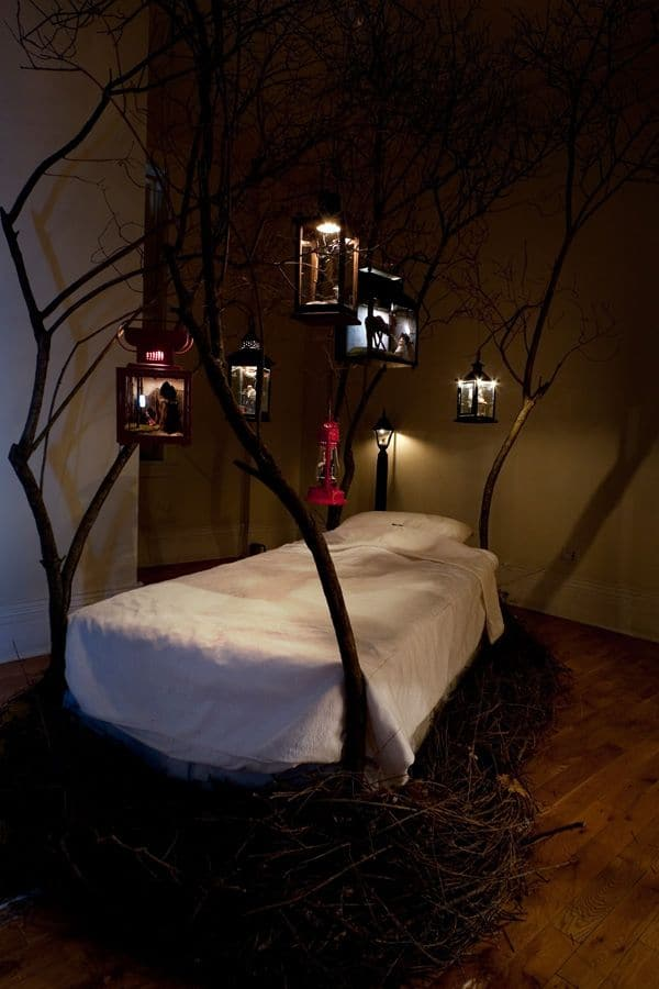 33 Simply Spectacular Tree Bed Designs to Pursue 5