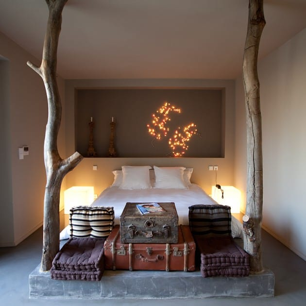 33 Simply Spectacular Tree Bed Designs to Pursue 6