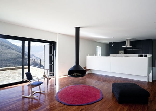 A Frame Anchored in Spanish Hills by Architects Cadaval Sola Morales 11