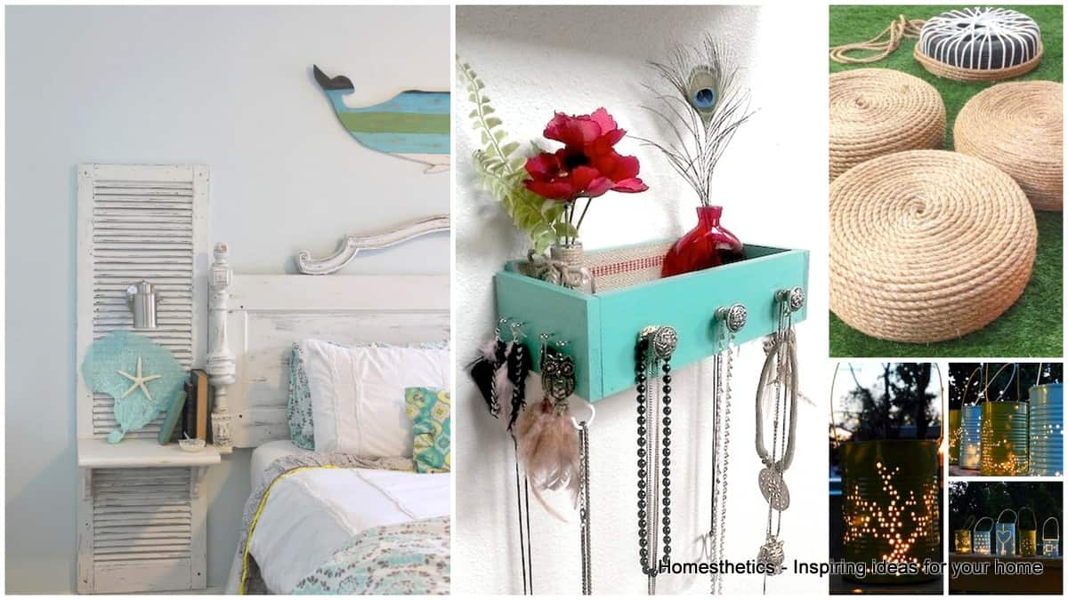 20 Crazy DIY Projects That Will Instantly Upgrade Your Home Decor ...