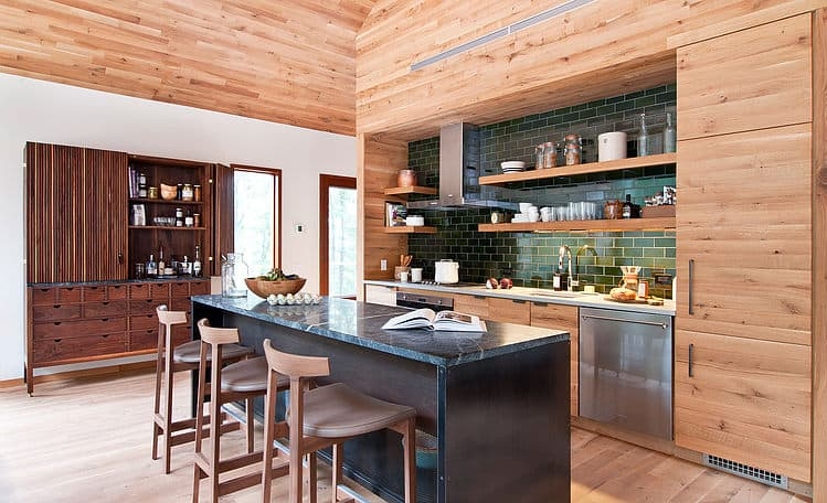 Lang Architecture Materializes Hudson Woods Retreat 10