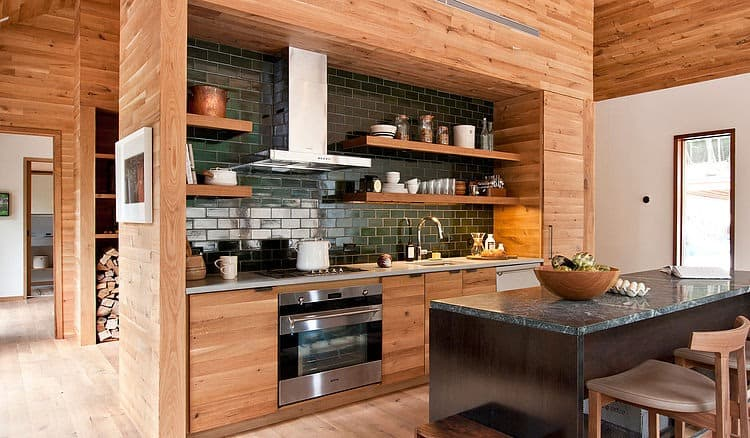 Lang Architecture Materializes Hudson Woods Retreat 11