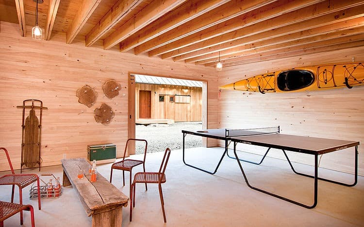 Lang Architecture Materializes Hudson Woods Retreat 20