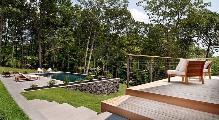 Lang Architecture Materializes Hudson Woods Retreat 3