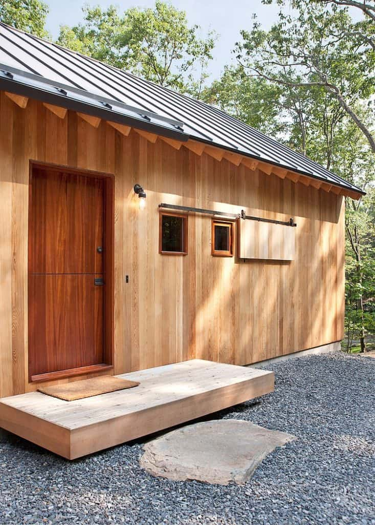 Lang Architecture Materializes Hudson Woods Retreat 4