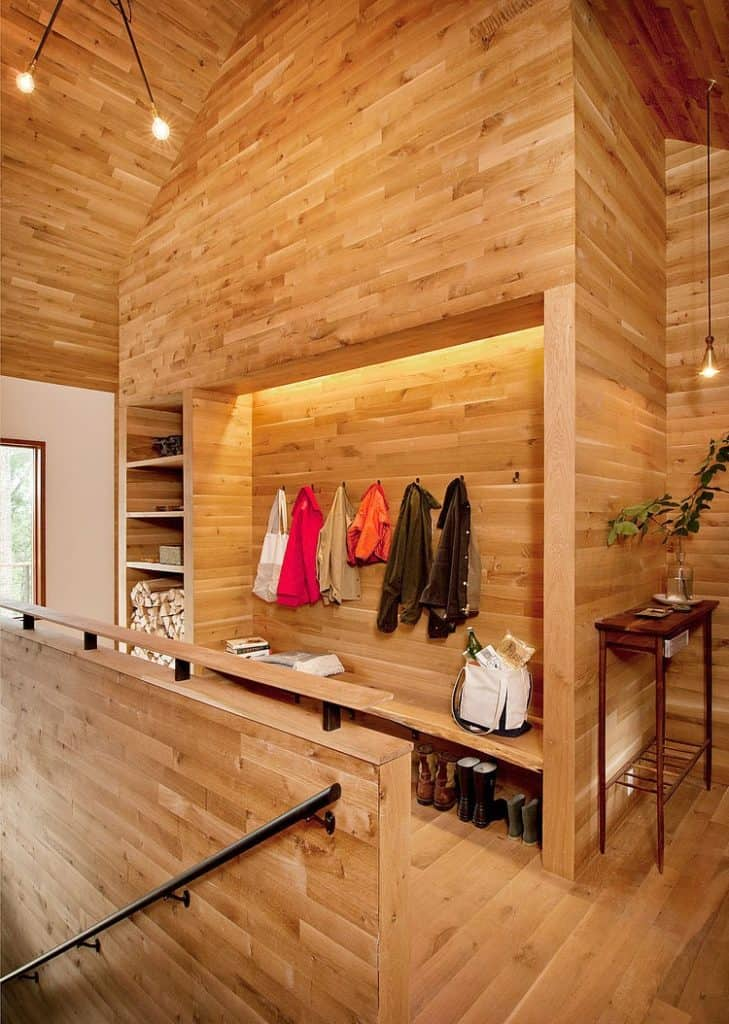 Lang Architecture Materializes Hudson Woods Retreat 6