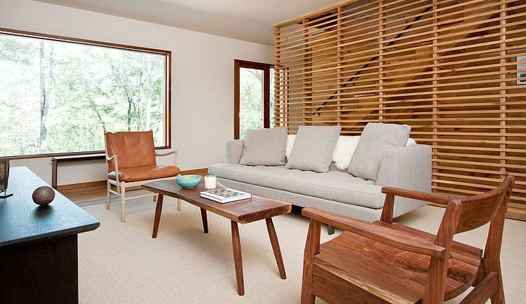 Lang Architecture Materializes Hudson Woods Retreat 7
