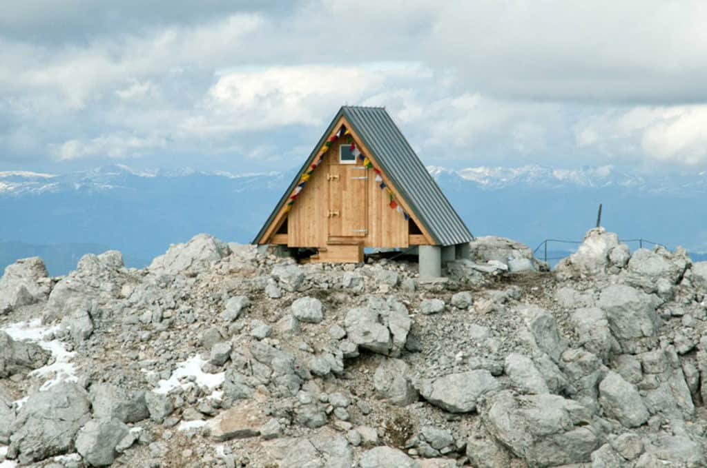 Nestled in the Mountains Camping Luca Vuerich Giovanni Pesamosca Architetto 12