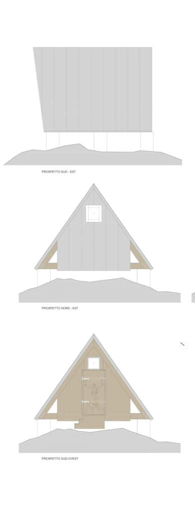 Nestled in the Mountains Camping Luca Vuerich Giovanni Pesamosca Architetto 19
