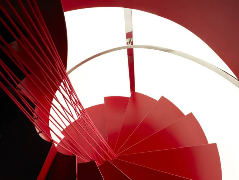Red Core in a Shelter Entitled House VVDB by dmvA 9