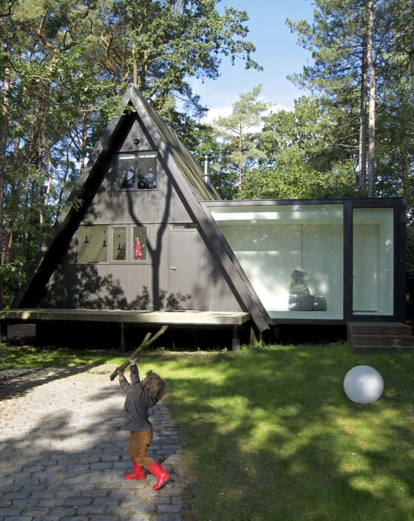 The Expression of an Extension vB4 by dmvA in Belgium 1