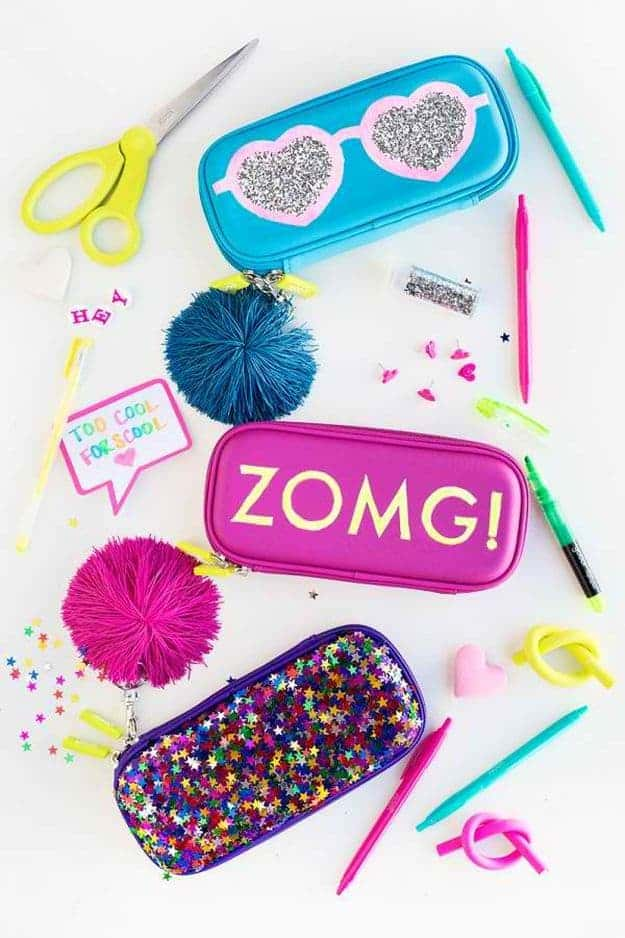 20 Awesome Back To School DIY Ideas That You Have To Try 4