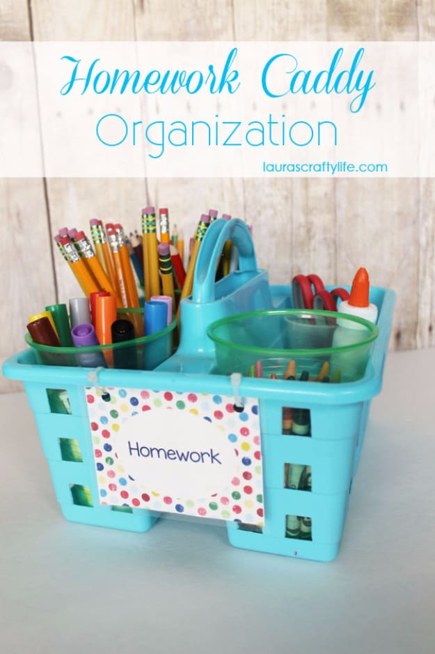 20 Awesome Back To School DIY Ideas That You Have To Try 8