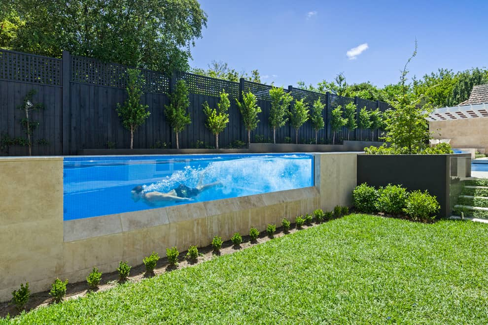 20 Dazzling Private Swimming Pools That Will Embellish Your