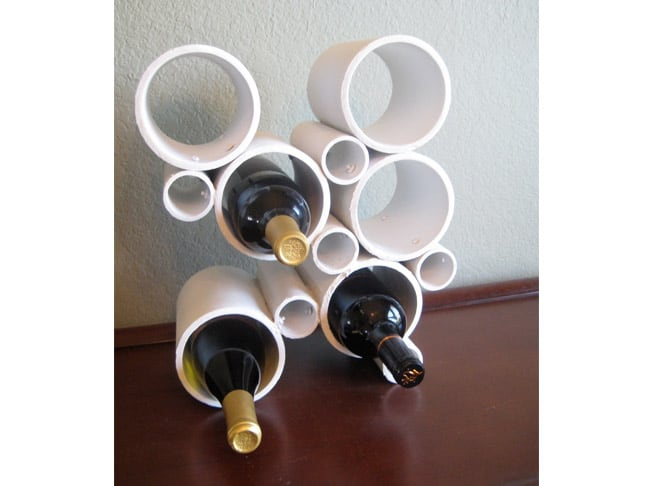 20 Incredible DIY Wine Rack Ideas Youll Want To Make Right Now 14