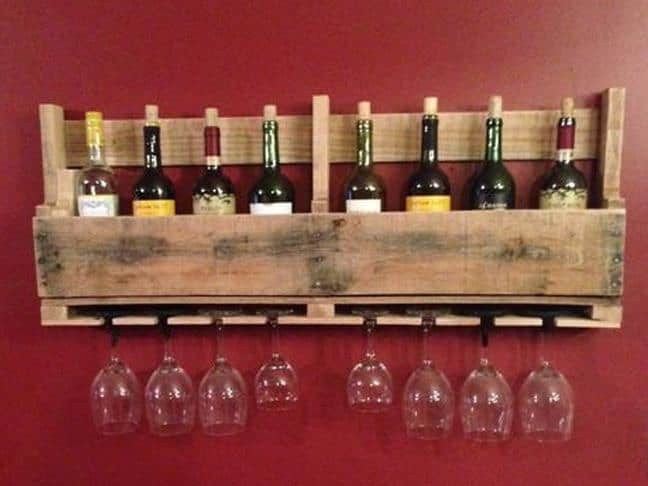 Incredible DIY Wine Rack Ideas Youll Want To Build Right Now - Diy wine storage ideas