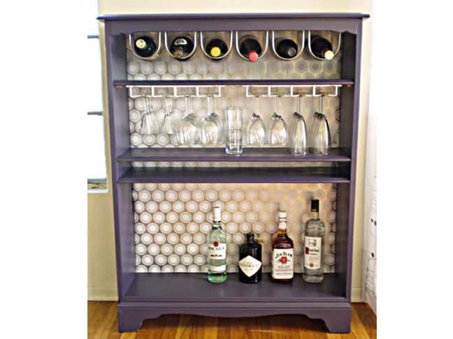 20 Incredible DIY Wine Rack Ideas Youll Want To Make Right Now 18