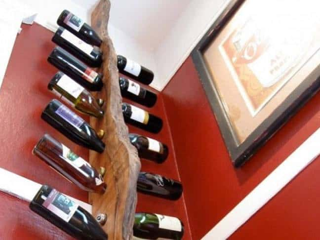 20 Incredible DIY Wine Rack Ideas Youll Want To Make Right Now 19