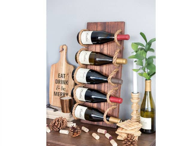 20 Incredible Diy Wine Rack Ideas You Ll Want To Build Right