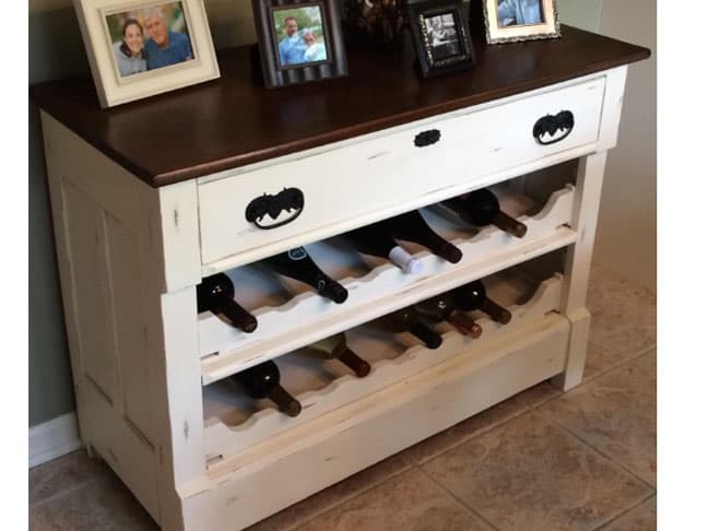 20 Incredible DIY Wine Rack Ideas Youll Want To Make Right Now 9