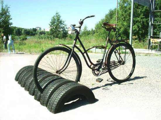 20 Ingenious DIY Tire Projects That You Can Add To Your Garden And Home Decor 7