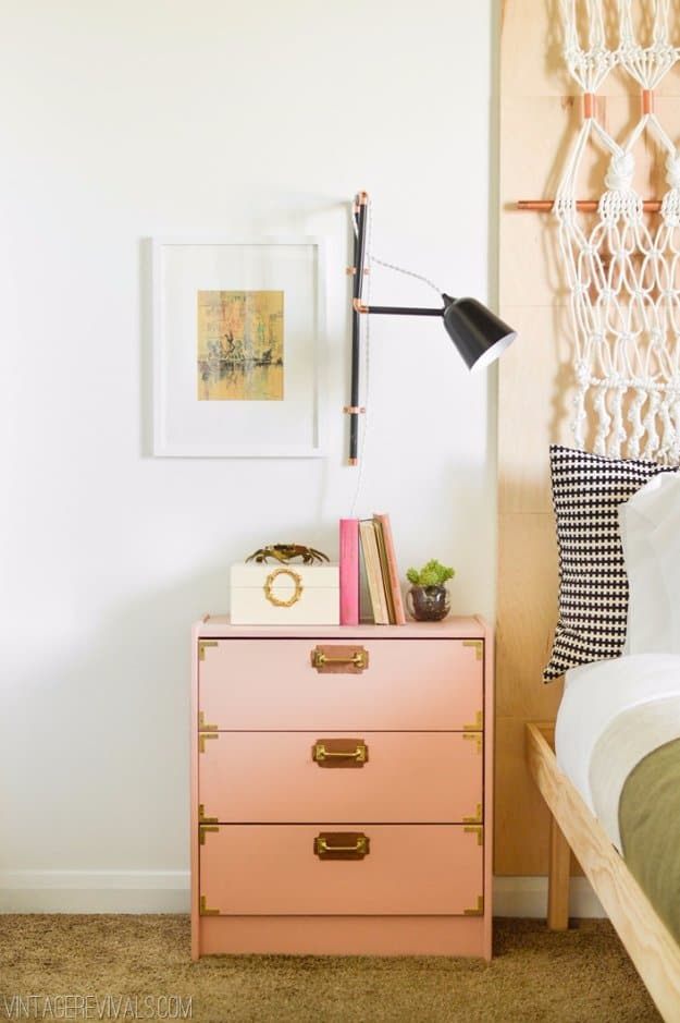 25 Cheap But Awesome DIY IKEA Hacks That Can Upgrade Your Decor In An Instant 29