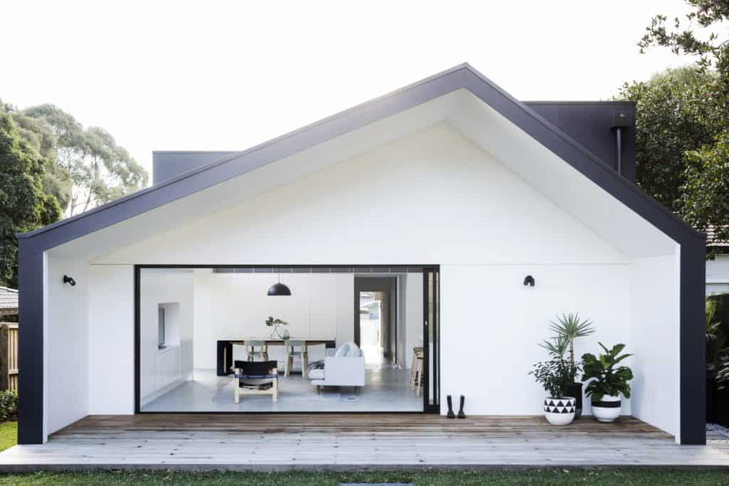 Bathed In Natural Light The Allen Key House By Architect Prineas 11