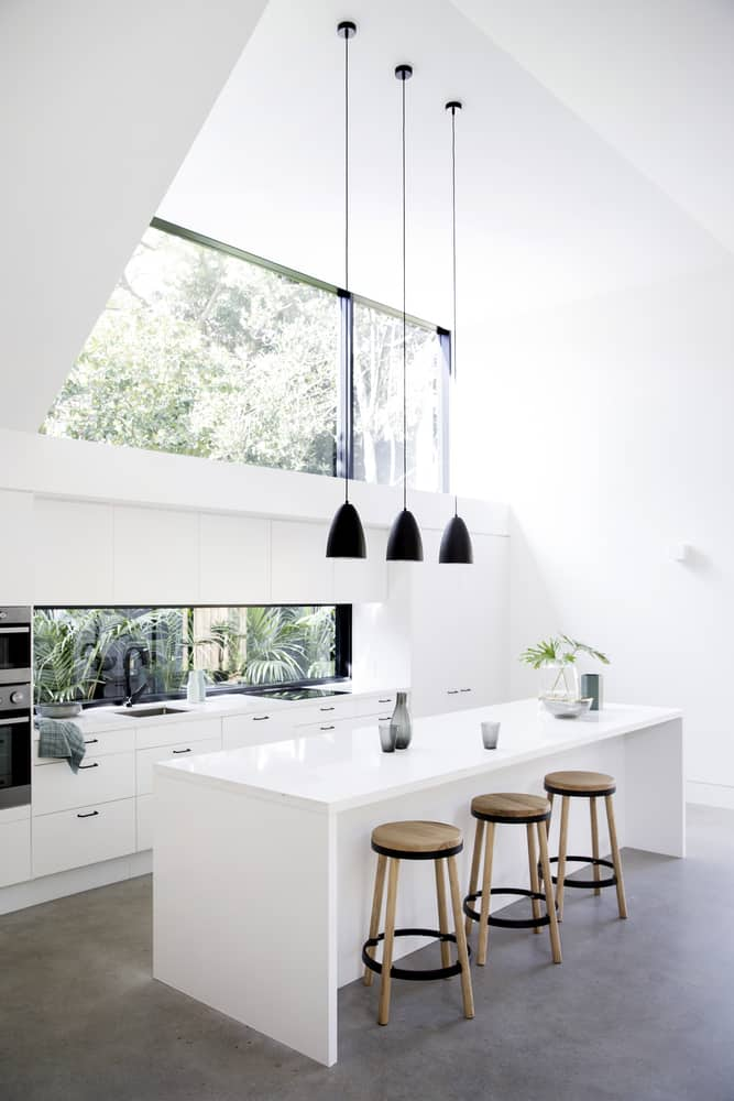 Bathed In Natural Light The Allen Key House By Architect Prineas 7