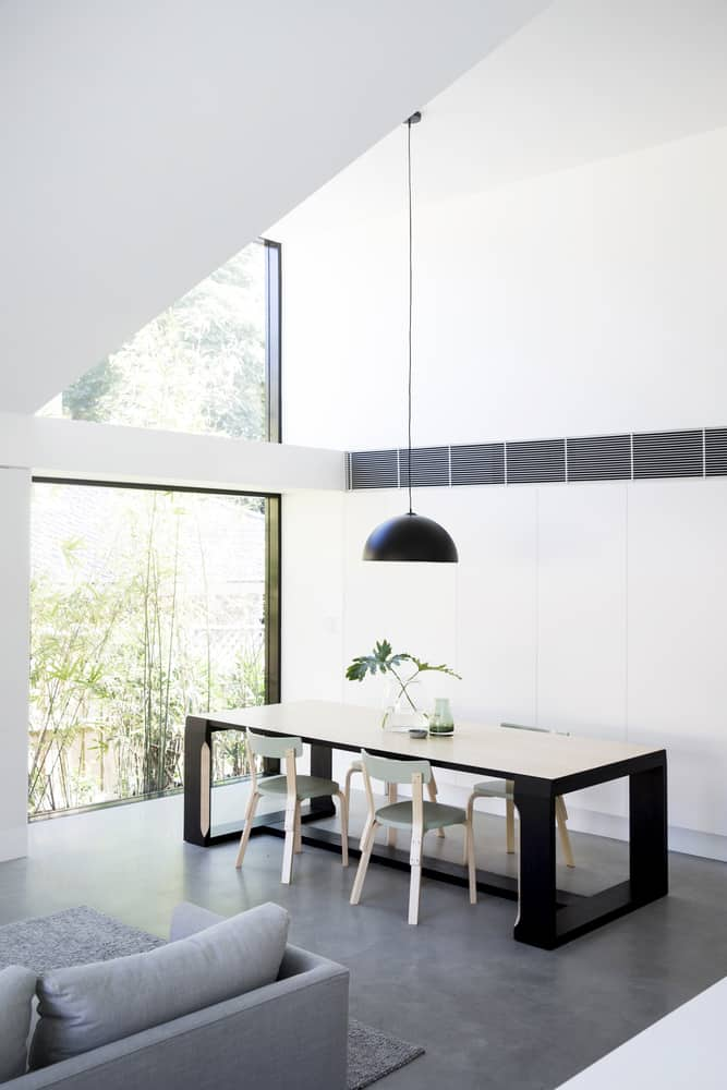 Bathed In Natural Light The Allen Key House By Architect Prineas 9