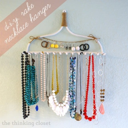 17 Epic & Insanely Creative DIY Jewelry Organizer Ideas to Realize