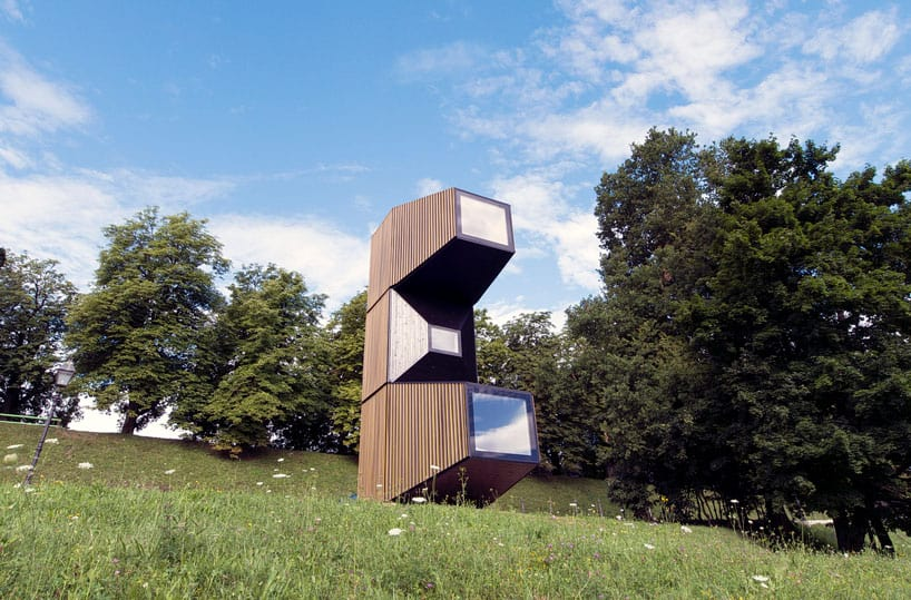 Living Unit A Modular Home Designed For Different Terrains By OFIS Arhitekti 3