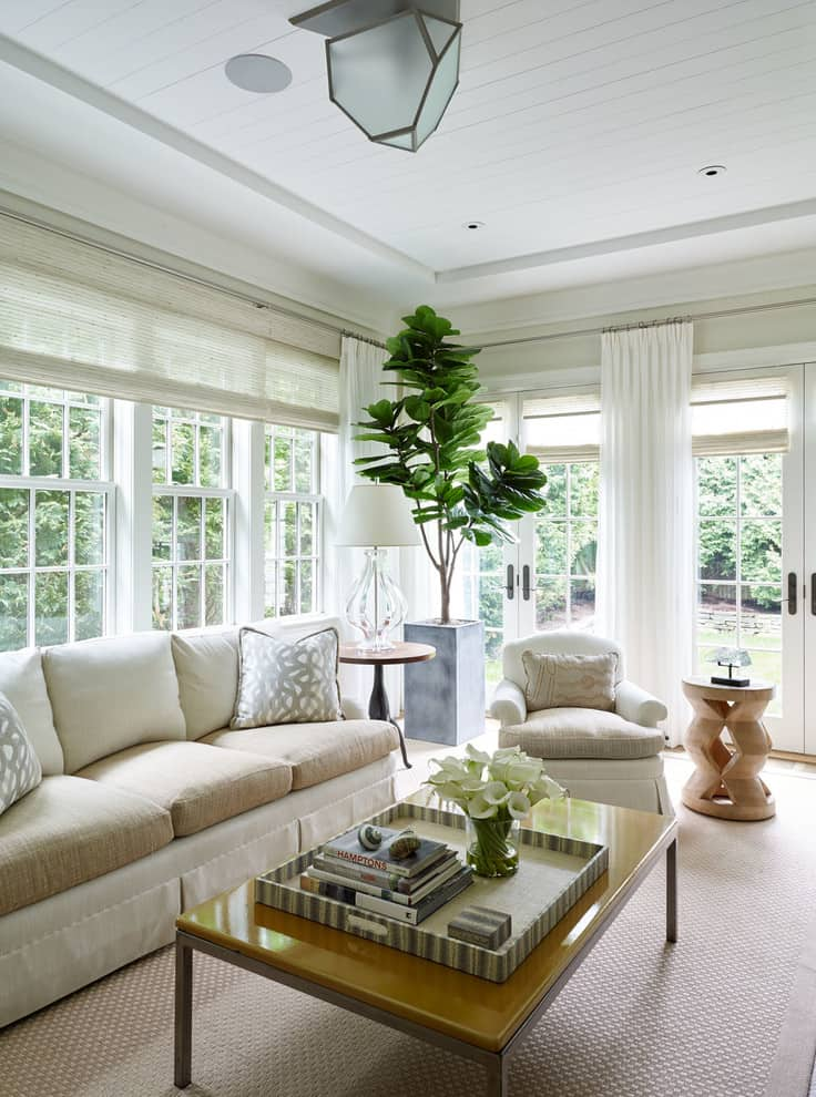 Spectacular Sunroom Ideas That Will Bring Sunlight Into Your Home 11