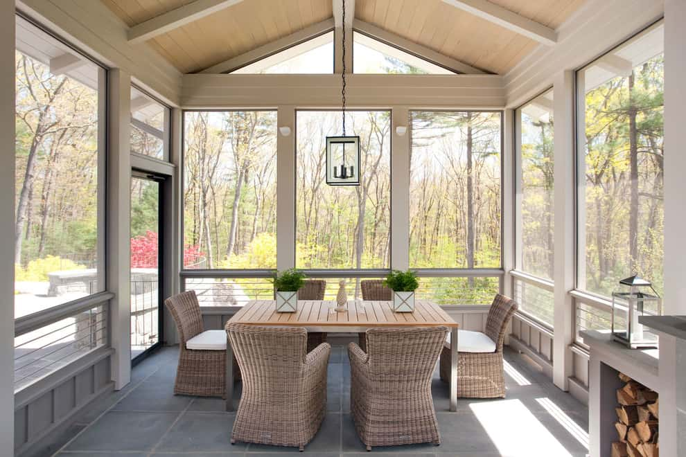 Spectacular Sunroom Ideas That Will Bring Sunlight Into Your Home 2