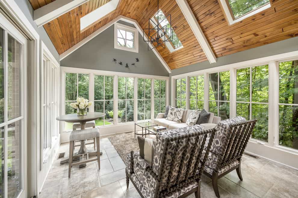Spectacular Sunroom Ideas That Will Bring Sunlight Into Your Home 3