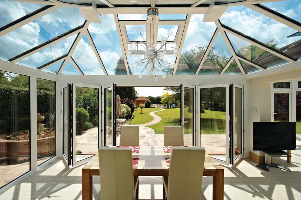 Spectacular Sunroom Ideas That Will Bring Sunlight Into Your Home 5