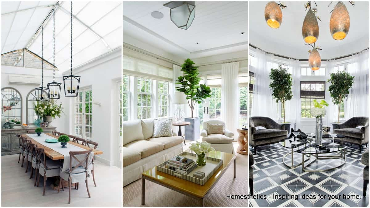 Spectacular Sunroom Ideas That Will Bring Sunlight Into Your Home ...