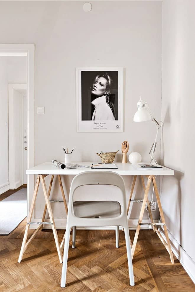 Stunning Scandinavian Home Offices That Will Boost Your Productivity 20 Irresistible Designs 11