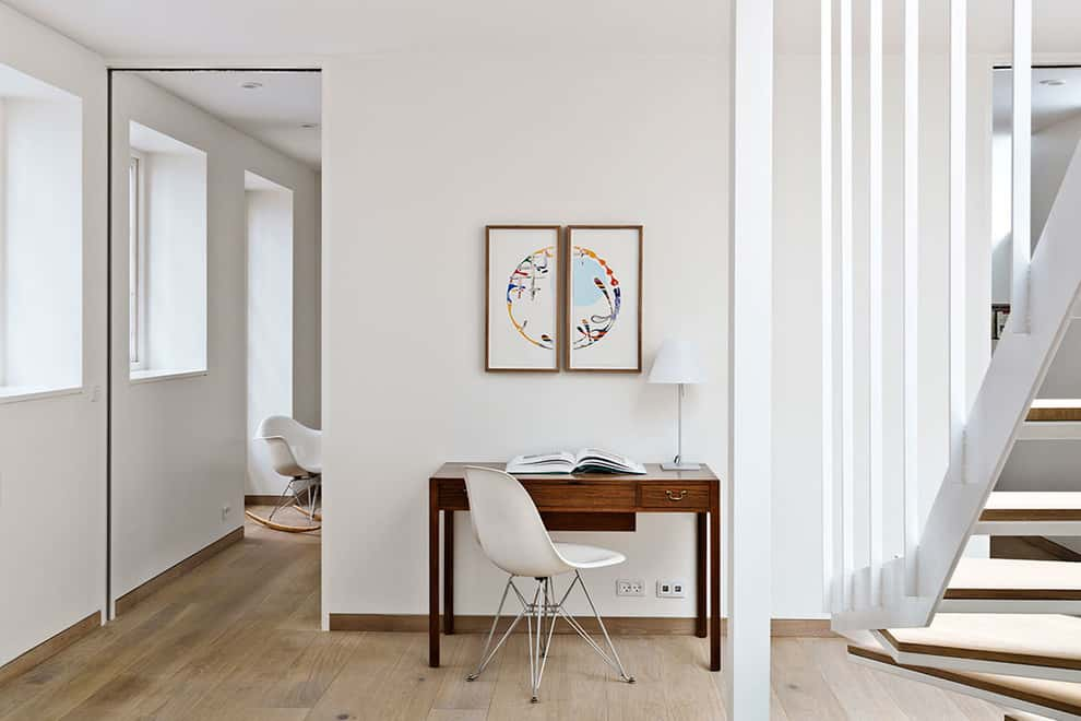 Stunning Scandinavian Home Offices That Will Boost Your Productivity 20 Irresistible Designs 18