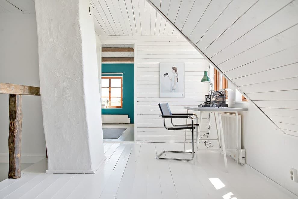 Stunning Scandinavian Home Offices That Will Boost Your Productivity 20 Irresistible Designs 19