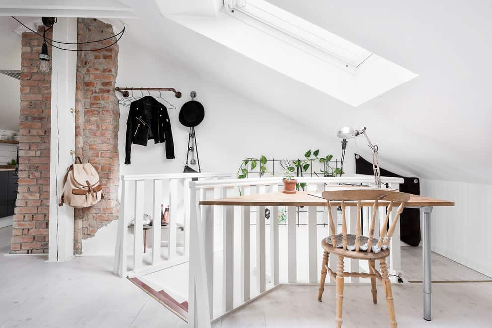 Stunning Scandinavian Home Offices That Will Boost Your Productivity 20 Irresistible Designs 3