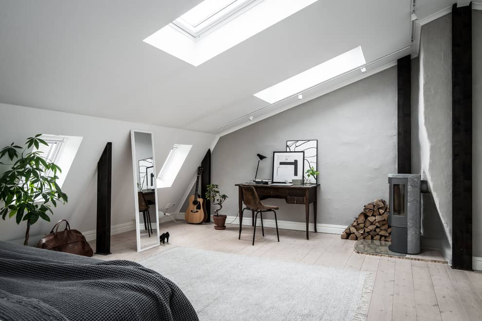 Stunning Scandinavian Home Offices That Will Boost Your Productivity 20 Irresistible Designs 8